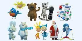 Sochi maskote