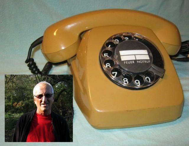 Zvonko i telefon
